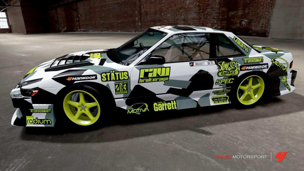 Dan Brockett Forza Replica Of My Car By Iox Boss Xoi