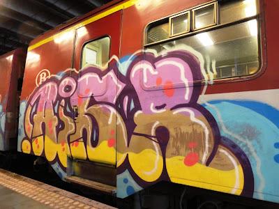 AISR graffiti