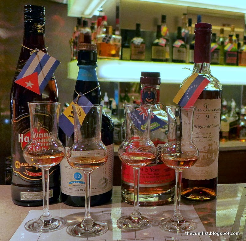 Rum Bar, most rum in the world, hong kong