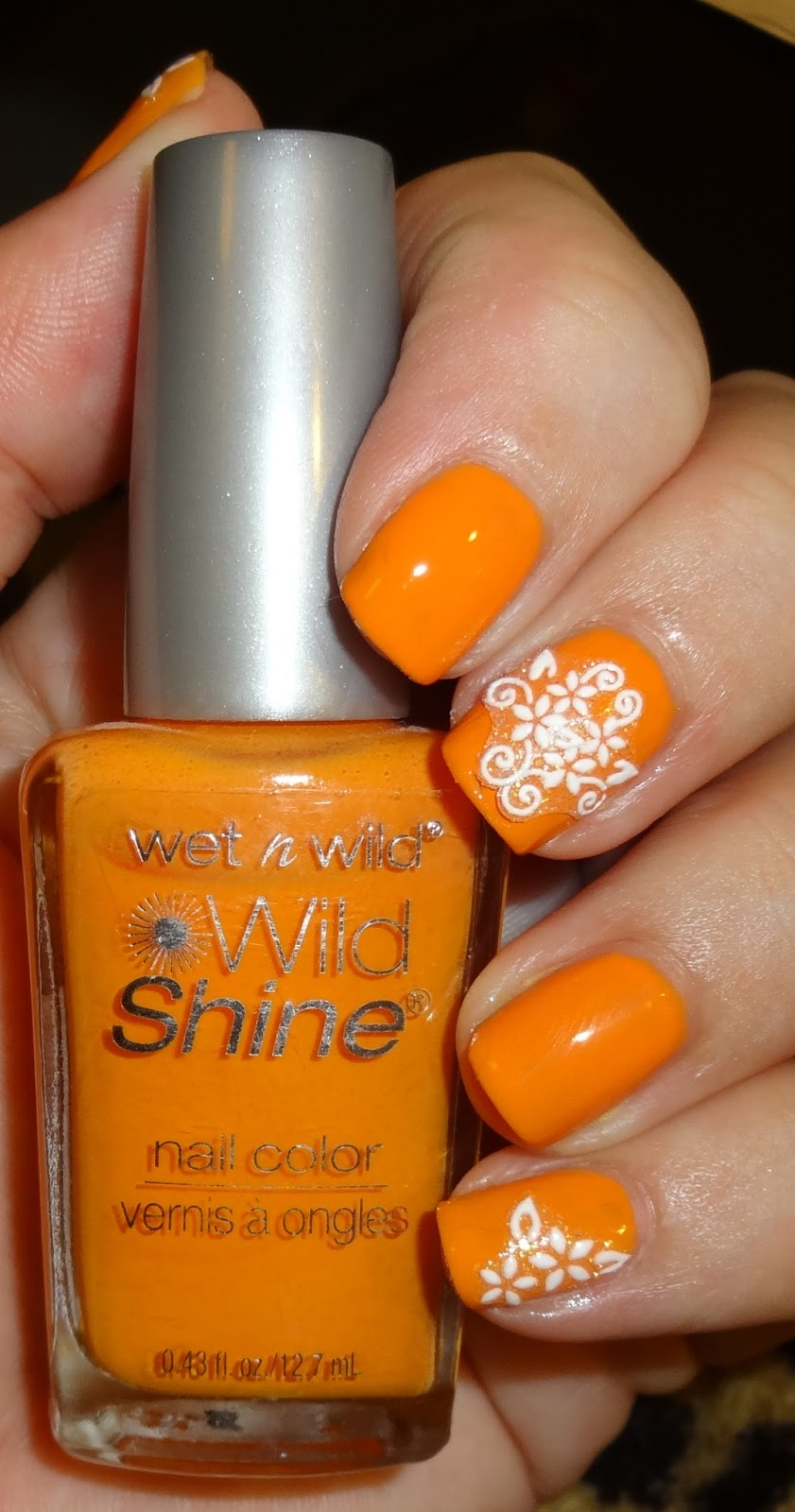 Wendy\'s Delights: JOBY Nail Art Sticker Review