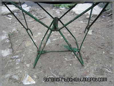 Самодельный складной стульчик для ...