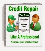 Methods Of Credit Repair