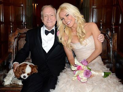 6 Miliarder Tua Yang Nikahi Wanita Cantik