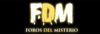 Logo de Foros del Misterio. ¡Gracias!