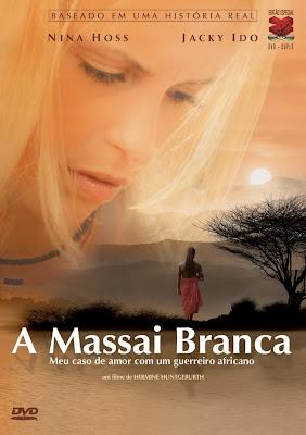 A Massai Branca - DVDRip Dublado