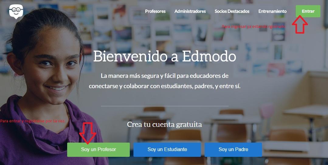 Image result for bienvenido a edmodo