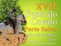 Porto Salvo(Oeiras)- XVII Festa do Cavalo- 25 a 29 Maio