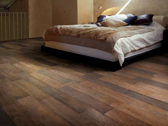 In your back pocket faux wood tile yay or nay for Hardwood floor tile kitchen