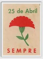 25 de Abril de 1974 -Revolução dos Cravos