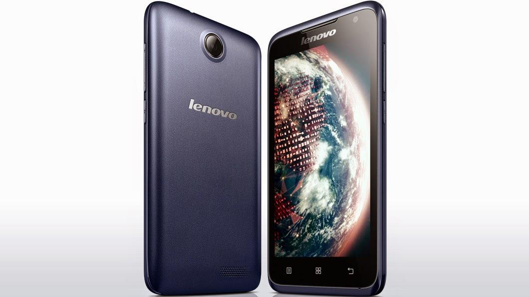 Spesifikasi dan Harga Lenovo A526