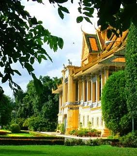 Phnom Penh Holiday