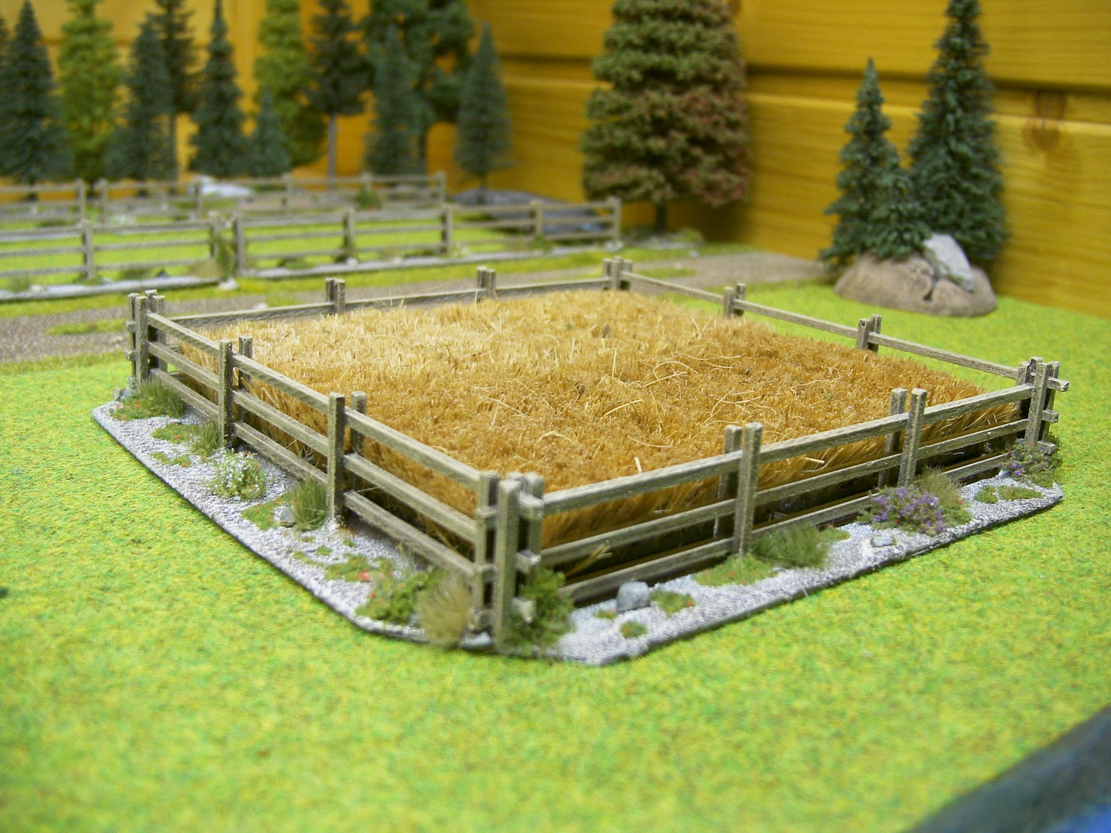 Dreispitz Mike 180 S Miniature Wargaming Blog Terrain My