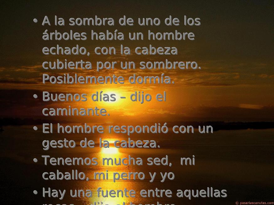 Paulo Coelho Poemas En Espanol