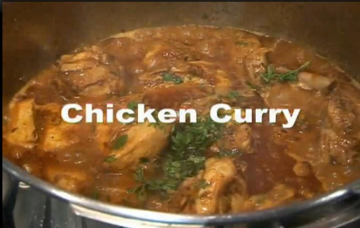 Recipes Encyclopedia CHICKEN CURRY BY BAJIAS COOKING ENGLISH URDU