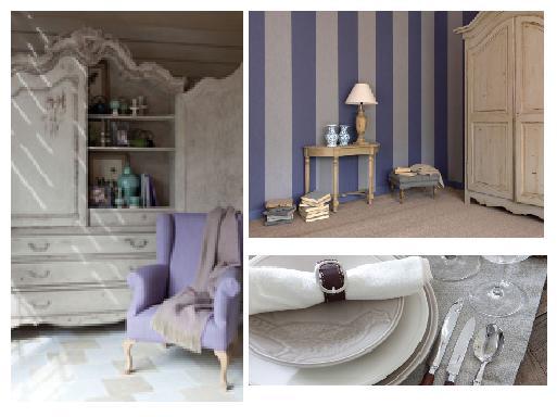 La casa rosso papavero provenza style for Flamant arredamento