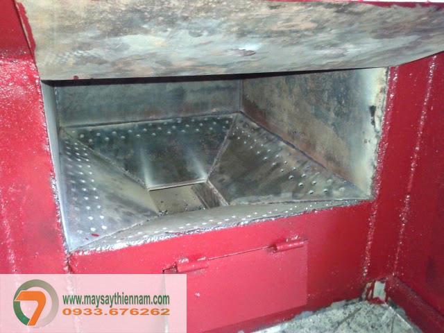 cấu tạo buồng đốt lò sấy công nghiệp