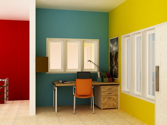cat interior rumah minimalis modern terbaru immo digital