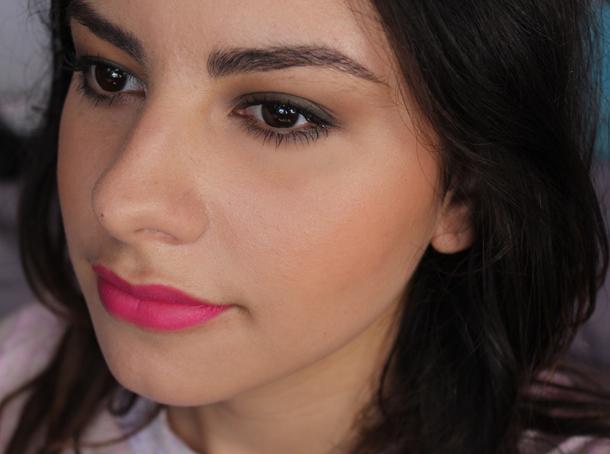 jordana powder blush face swatch sunlit bronze