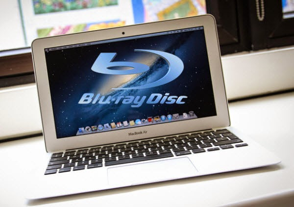 Rip Blu-ray to 12-inch Macbook Air