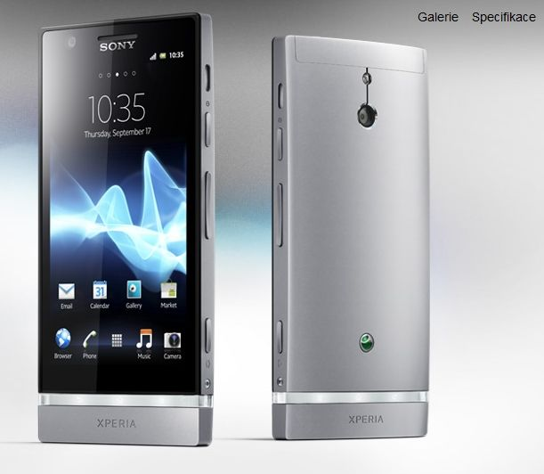 Sony xperia price and specifications
