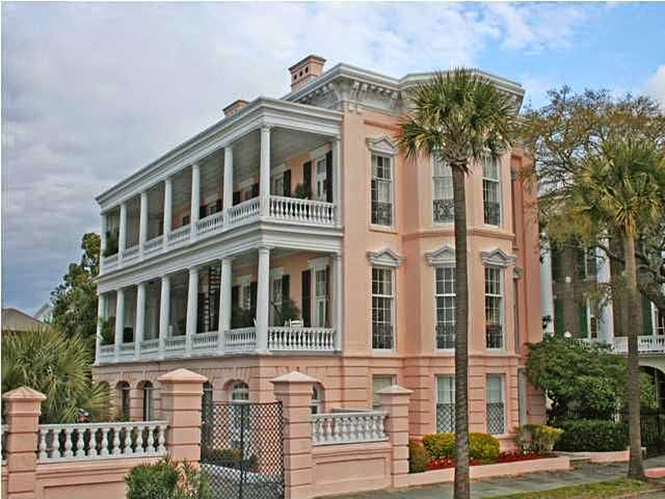 The glam pad charming charleston for Palmers homes