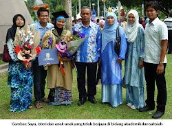 Cikgu Safar dan Keluarga