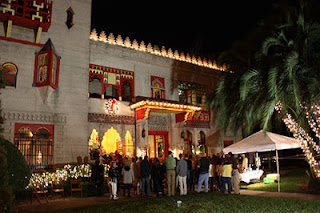Holiday Fun This Week in St. Augustine 3  newlights4 St. Francis Inn St. Augustine Bed and Breakfast