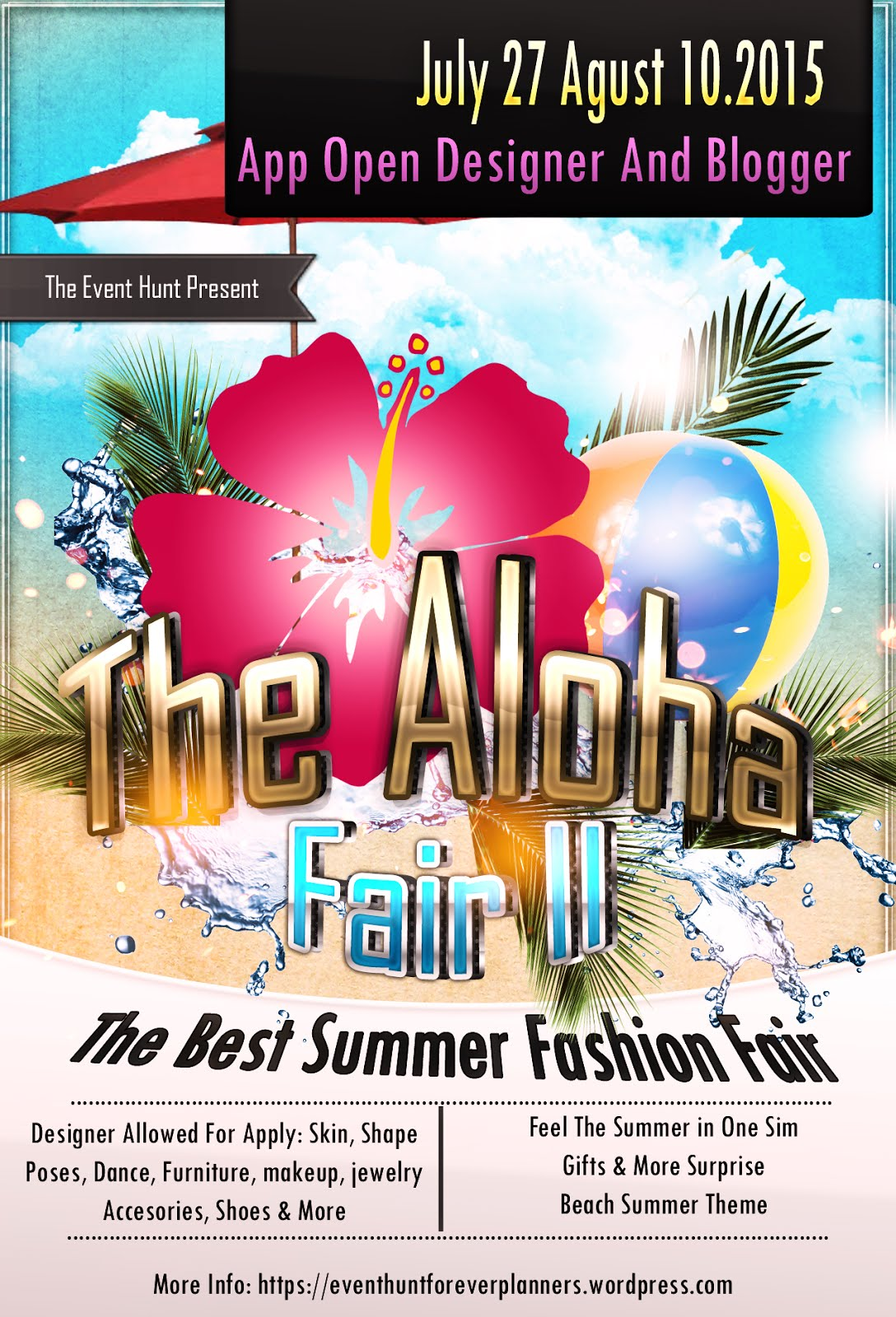 The Aloha Fair II