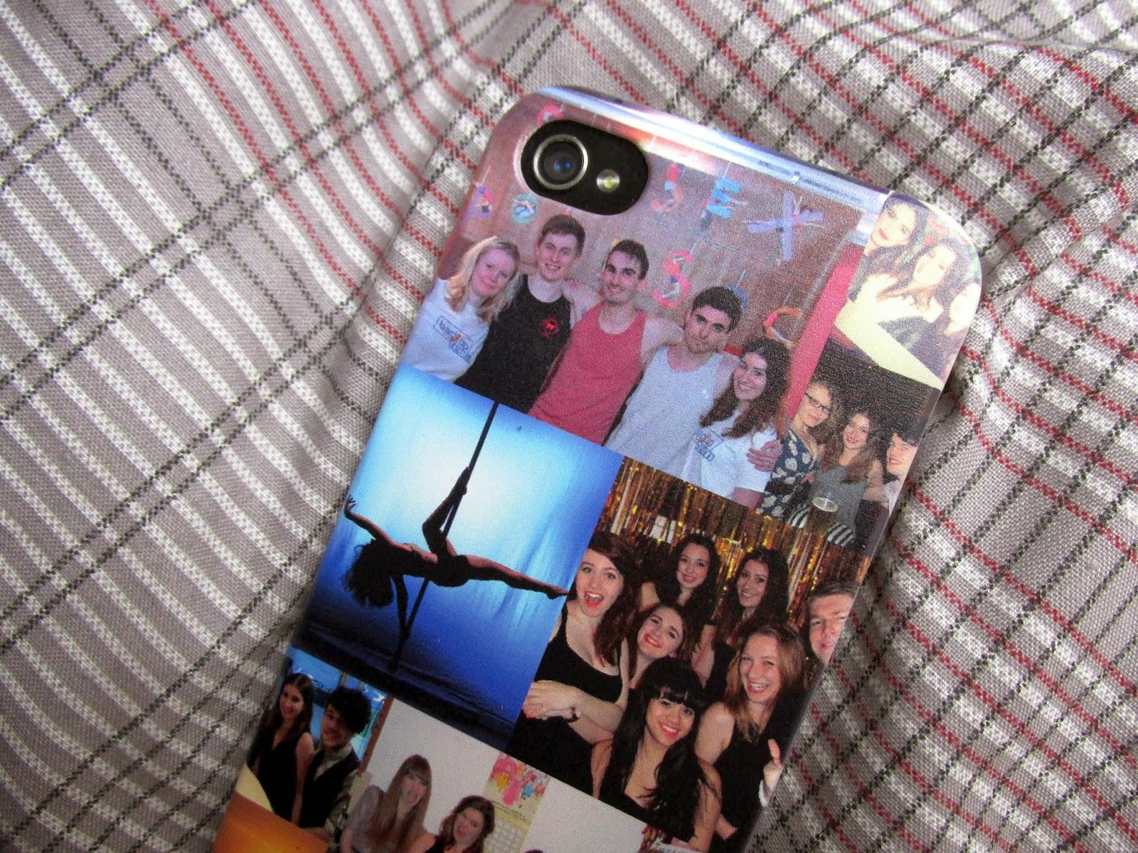 Mr Nutcase custom phone case