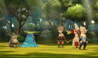 Bravely Default 3DS Game Review