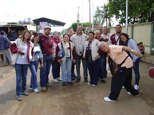 El Orfeón de Guarenas en la Frontera con Colombia