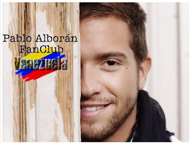 Pablo Alborán FanClub Venezuela