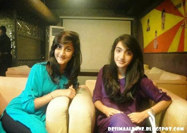 Beautiful Islamabad College Girl In Hotel