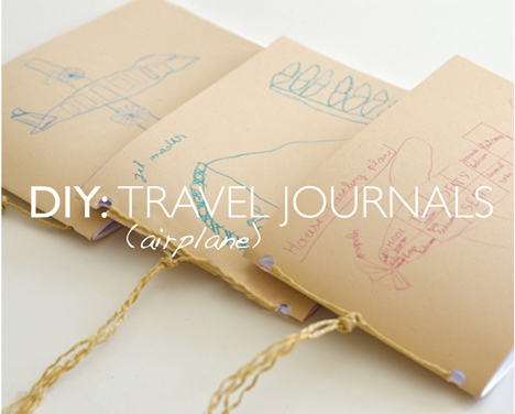 DIY pamiętniki z podróży travel journal Eco manufaktura