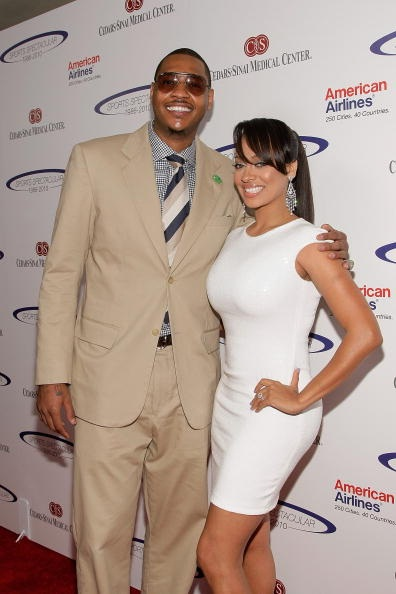 carmelo anthony married. carmelo anthony married.