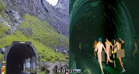 The Great Annual Nude Tunnel Run Kejuaraan Balap Lari Telanjang (New Zealand)