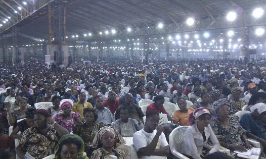 Nigerian Pastors Part of the government
