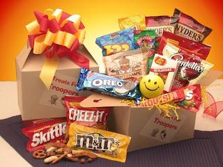 Trooper's Snack Pack