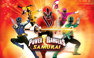 Free Online Power Rangers Samurai Games