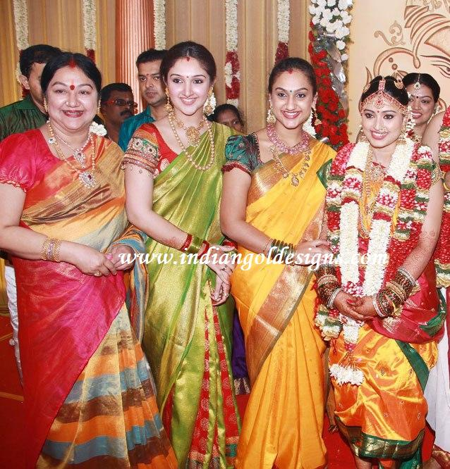 Preetha vijayakumar wedding photos