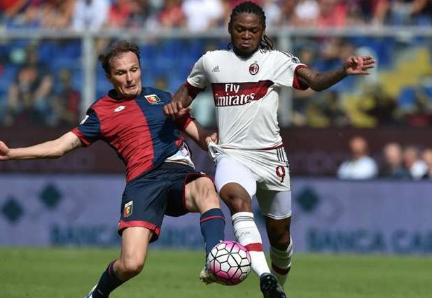 Hasil Pertandingan: Genoa Tekuk AC Milan 1-0 Minggu 27 Sept 2015