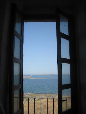 Spezio finestra torre guaceto