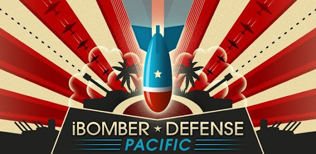iBomber Defense Pacific v1.0.8 APK