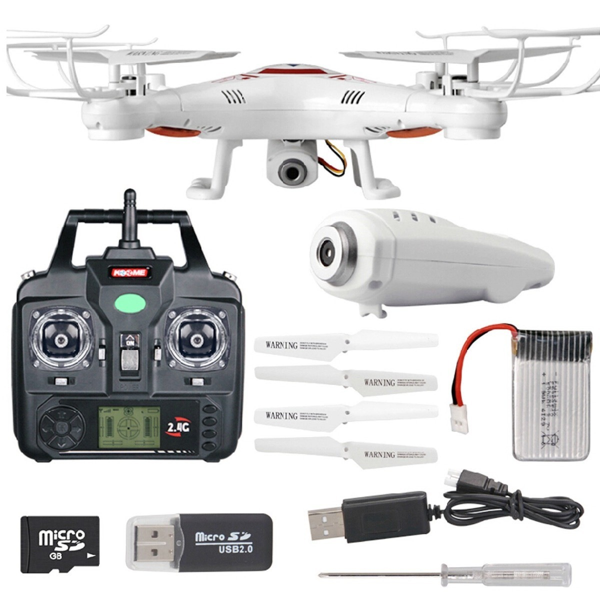 Drones radio control: ¿Comprar un drone con cámara o sin ...