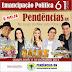 CIDADE DE PENDÊNCIAS - RN FECHARÁ COM CHAVE DE OURO HOJE SUA PROGRAMAÇÃO CULTURAL EM COMEMORAÇÃO AOS SEUS 61 ANOS DE EMANCIPAÇÃO POLITICA.