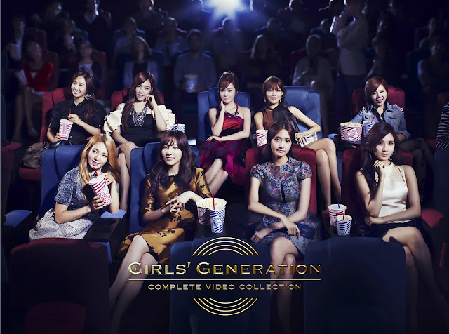 SNSD Girls Generation Complete Video Collection 소녀시대/少女時代