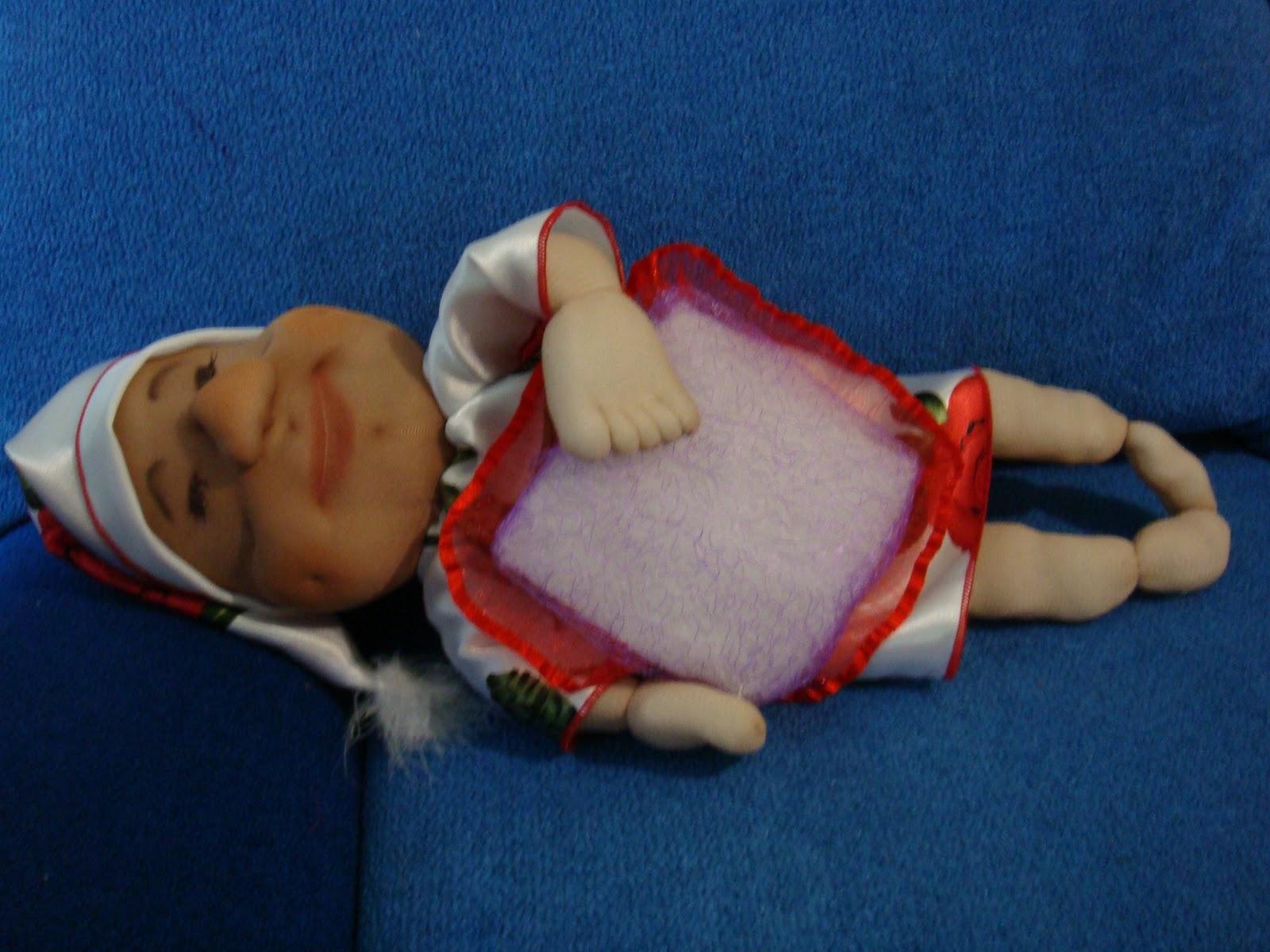 Как сшить куклу сплюшку. Мастер-класс 13