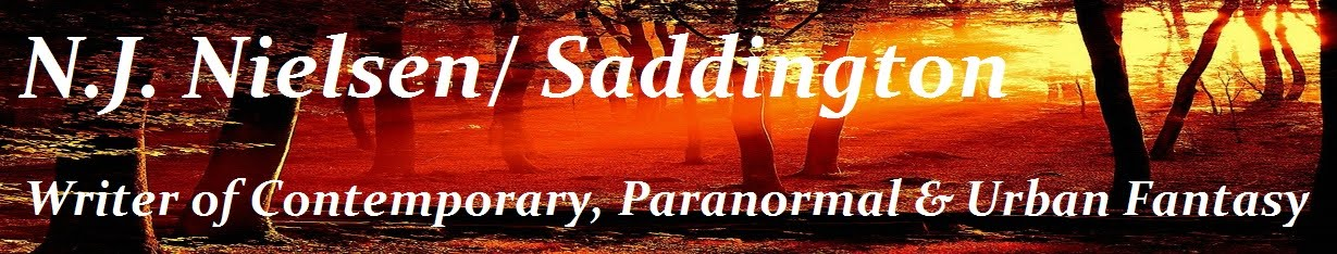 N.J. Nielsen/ Saddington ~ MM & Paranormal Romance