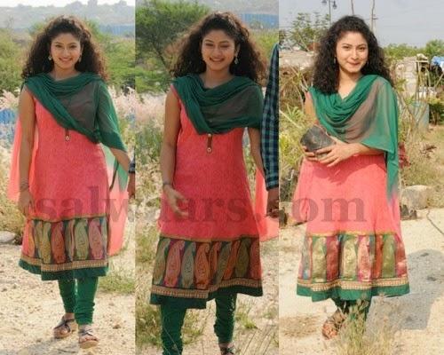 Priyanka Brasso Churidar