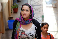Actress Bhavana Transparent T-Shirt